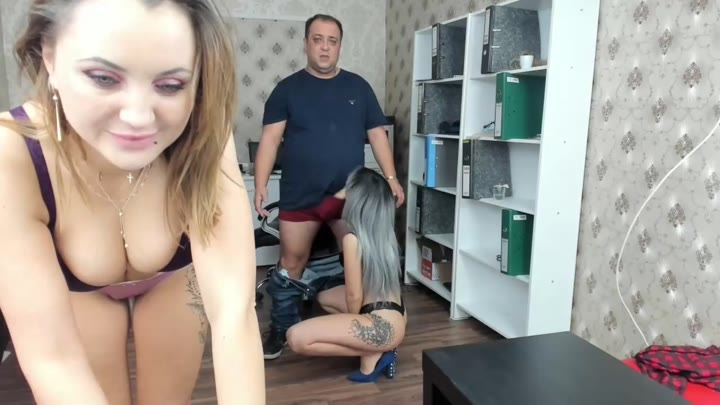 lettali threesome 3some Chaturbate video from 2021 01 02