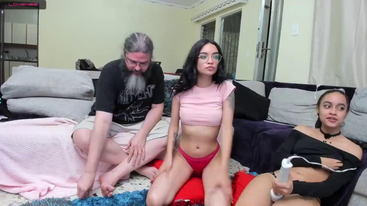 cheeseburgerjesus orgy party Chaturbate video from 2020 12 31 01