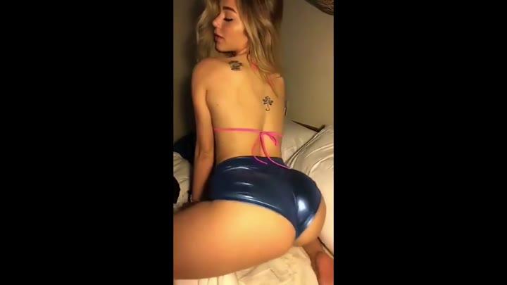 Heidi Grey Nude Anal Dildo Show Private Snapchat Video full video