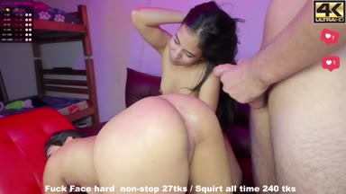 ashley69  threesome anal fuck from model instagram 2021 04 09 part 3