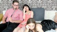 ksenyahot Foursome Hot Orgy from model instagram part 1